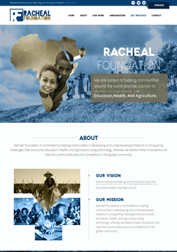Racheal-foundation